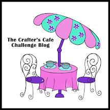 Crafter's Cafe Challenge Blog DT